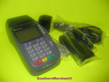 Picture of Verifone VX570 Dual Comm with Smart Card and 6 MEG Memory Terminal