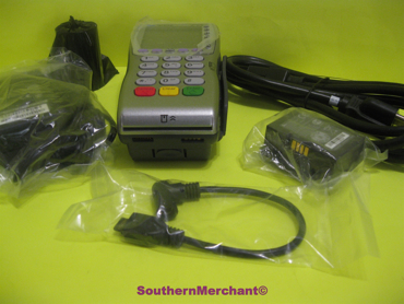 Picture of Verifone VX670 Wireless GPRS  Smart Card Terminal
