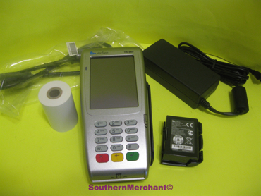 Picture of VERIFONE VX 680 Credit Card Terminal