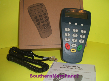 Picture of Hypercom P1300 Pin Pad