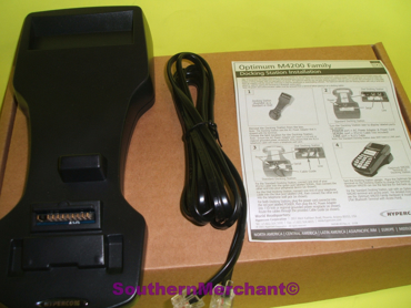 Picture of Hypercom M4230 D4210 Dial Docking Station