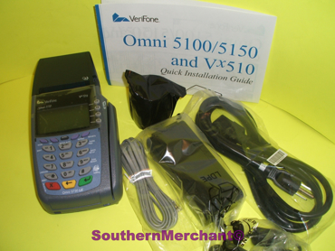Picture of Verifone VX510 Dial  Terminal
