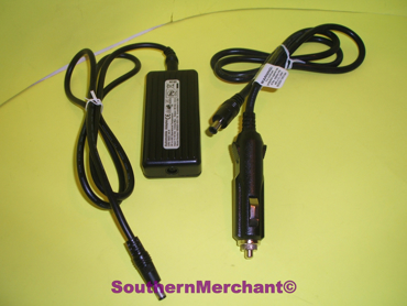Picture of Verifone VX610 Car Charger Adapter
