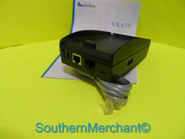 Picture of VeriFone VX675 Wireless Full Featured Charging Base