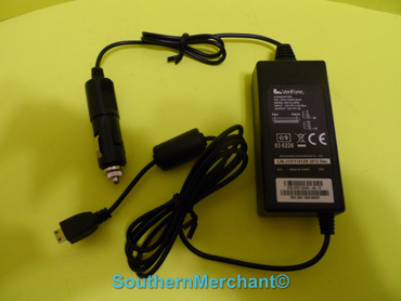 Picture of VERIFONE VX680 CAR LIGHTER ADAPTER CHARGER CPS11224D-4G-R