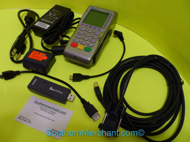 Picture of Verifone VX670 Wireless GPRS Credit Card Terminal