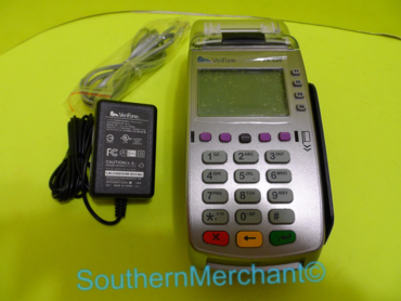 Picture of VeriFone VX520 Dual Com Smart Card Terminal
