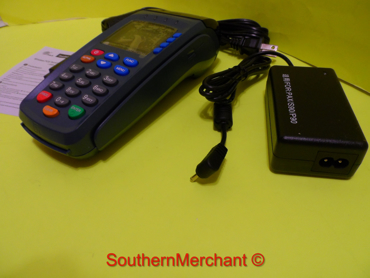 Picture of PAX S90 CDMA Wireless Terminal