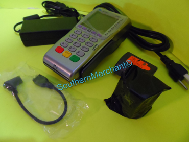 Picture of Verifone VX670 12 meg Wireless GPRS  Smart Card Terminal