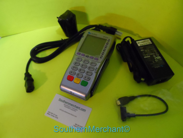Picture of Verifone VX670 Wireless GPRS  Smart Card Credit Card Terminal 12Meg Memory
